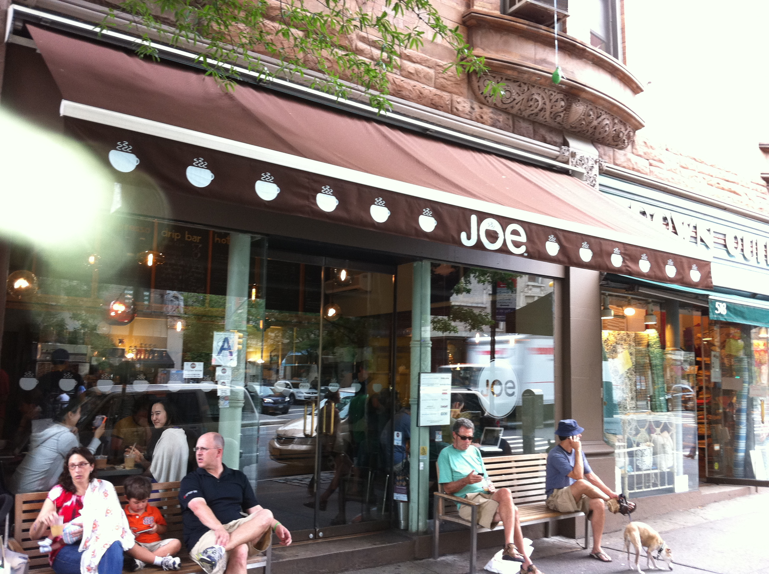 Joe the Art of Coffee - Storefront